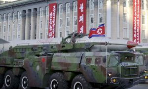 Watch: North Korea Releases Video Showing Nuclear Blast in Washington D.C.