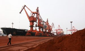 Australia Funds Tungsten Mine, While Slowly Prying Beijing's Grip on Global Supply