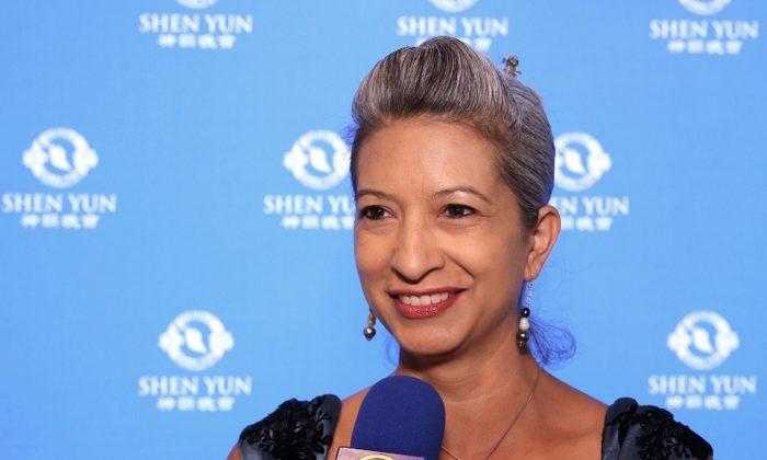 Shen Yun 'Hopeful and Inspiring'