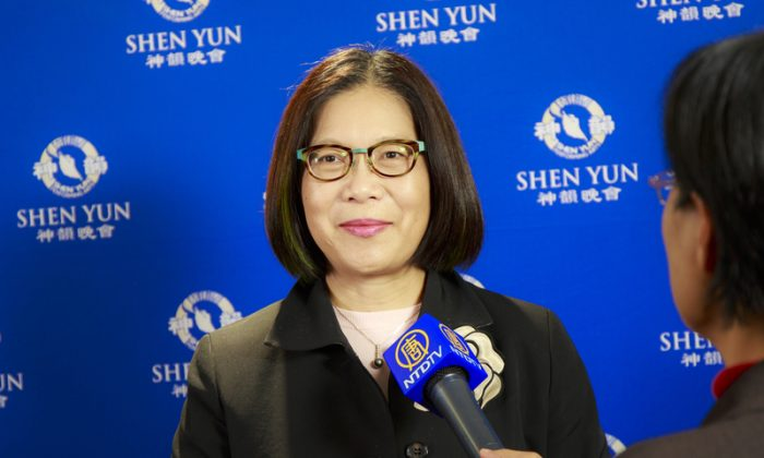 Legislator: Shen Yun Is Magical and Never Gets Old