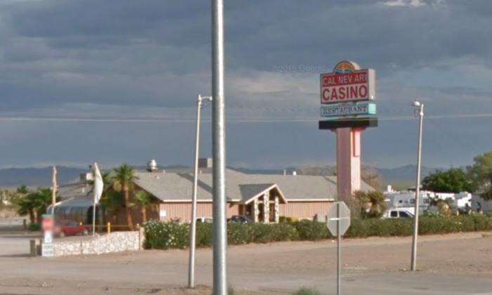 Cal-Nev-Ari, Nev. (Screenshot of Google Street View)