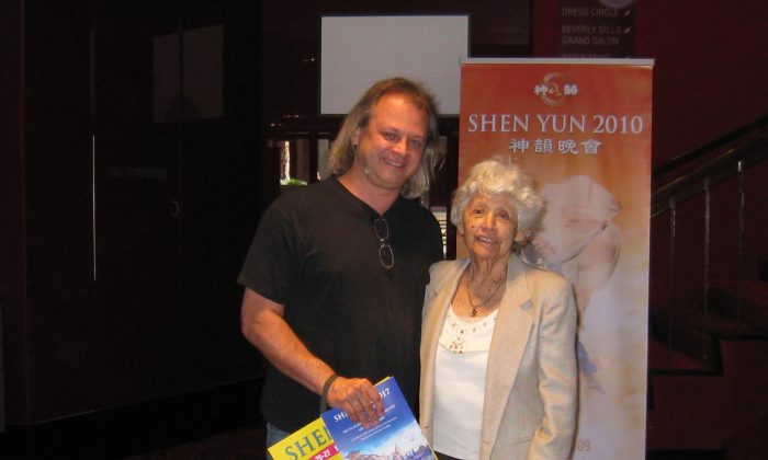 Musician Says Shen Yun Both Technically Precise and Beautiful