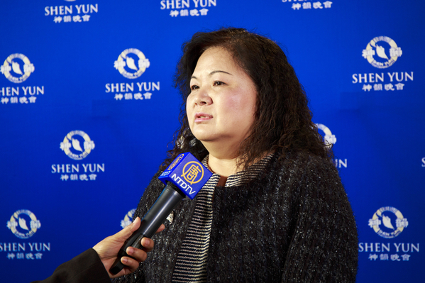 Shen Yun Helps Busy Career Woman Communicate With Her Inner Self