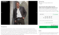 Jacket Worn by Harrison Ford in 'Star Wars: The Force Awakens' up for Auction