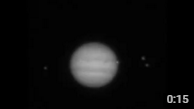 Amateur Astronomers Film Asteroid Hitting Jupiter