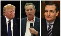 All 3 GOP Candidates Backtrack on Pledge to Support Nominee