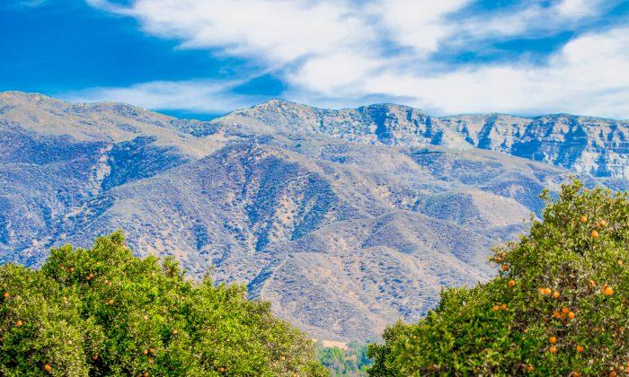 A stock photo of Ojai, California landscape   (Larry Emerson)