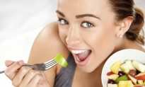 For Healthy Skin, Feed Your Body Right