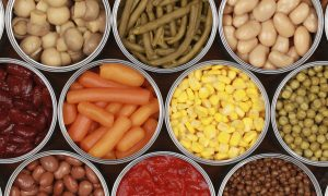 BPA Still Lurks in Most Canned Food, Despite Industry Promises