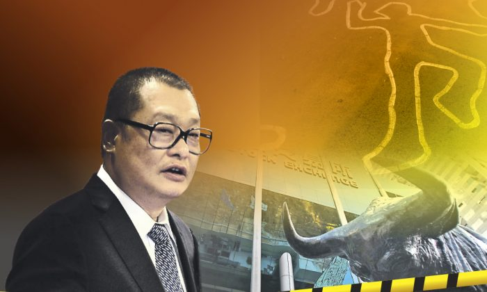 Chen Yingchun. (Composite image by Epoch Times)