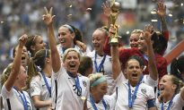 Female Soccer Stars Sue US Soccer Federation for Wage Discrimination