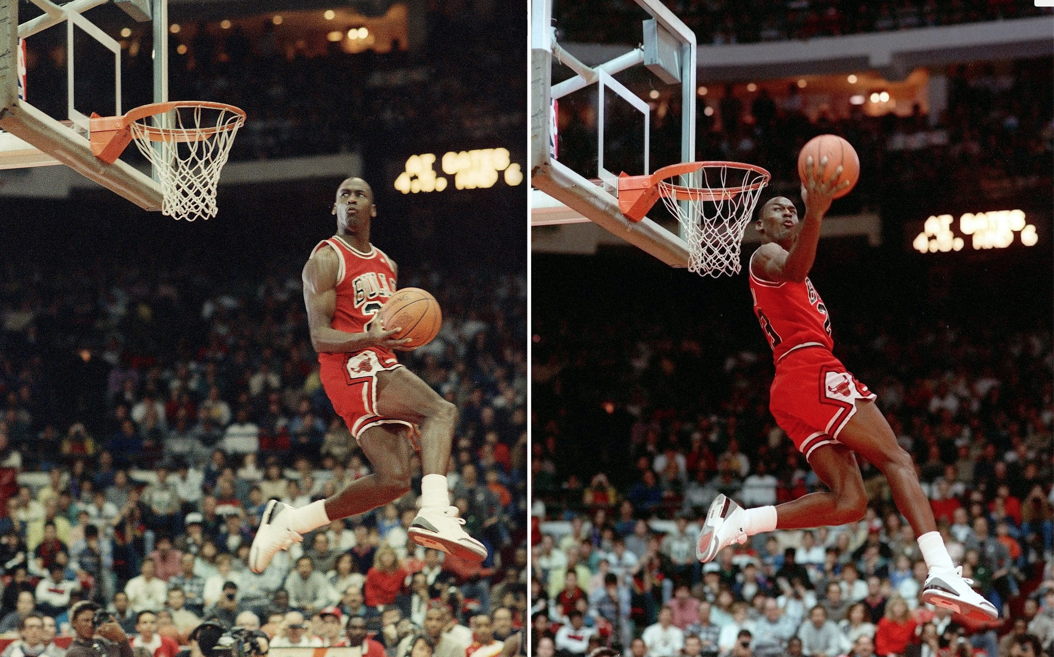 níquel pestillo entrevista  NBA Fan Gets Tattoo of Michael Jordan's Famous 1988 Free Throw Line Dunk