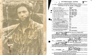 Wolverine's Military Records Released by Library and Archives Canada–On April 1