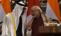 Modi's Middle East Outreach