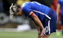 Abby Wambach, Former US Women's Soccer Player Arrested for DUI, Police Say