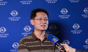 Theatergoer Uncovers Warm Lost Memory Through Shen Yun