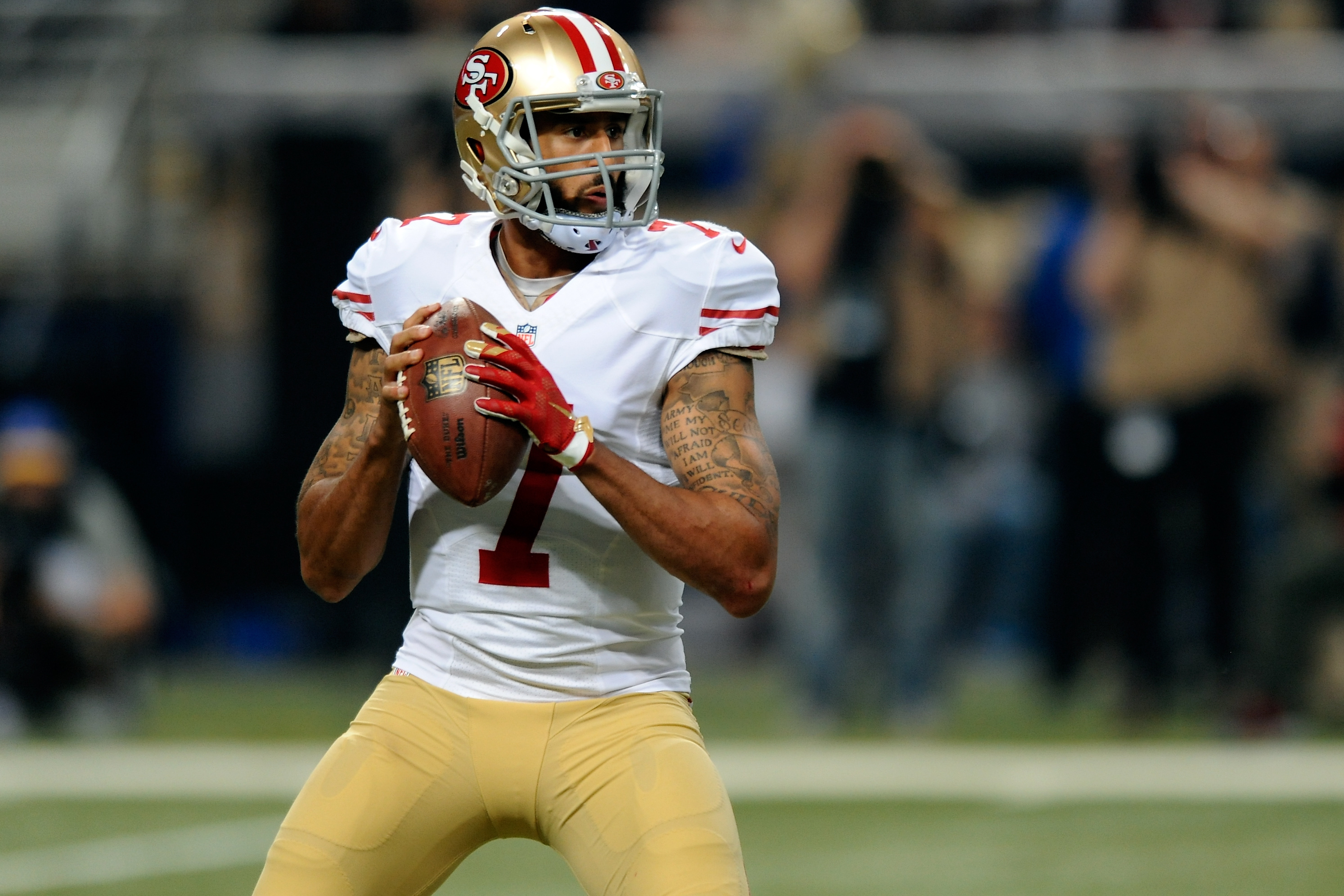 Colin Kaepernick's Reps Send Out List of 'Facts' to Address 'False Narratives'