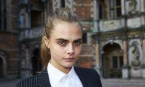 Cara Delevingne Is New Rimmel London Brand Ambassador