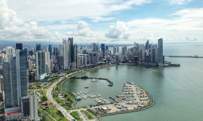 Panama City. (Lala Rebelo, CC BY-SA)