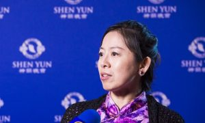 Shen Yun Brings Pure and Positive Energy