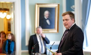 Iceland PM Resigns, First Major Political Fallout From Panama Papers