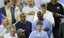 #CryingJordan: Hashtag Surfaces Related to Michael Jordan Meme After North Carolina's Loss to Villanova