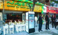 Restaurant Owner Installs Fridge Outside to Feed the Homeless 24/7