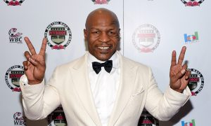 Mike Tyson Says He Offered $10,000 to Fight a Silverback Gorilla in Its Cage