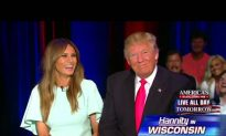 Video: Melania Trump Has Twitter Advice for Her Husband
