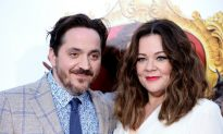 Melissa McCarthy and Husband Make Stephen Colbert Eat Some Wacky Creations