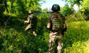 Kyiv, Washington Agree: Russian Threat Isn't Going Away