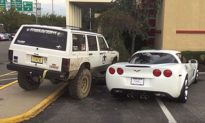 Guy Gets Awesome, Hilarious Parking Revenge After Really Bad Parking Job