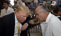 Rudy Giuliani Will Vote for Donald Trump, but Will Not Endorse Him