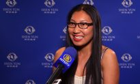 Shen Yun Leaves Fashion Designer Hopeful for a 'Greater Good in the World'