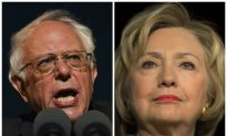 #HillarySoQualified Trending on Twitter After Sanders Says She's Not Qualified to Be President