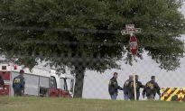 Official: Airman Shot His Commander at Texas Base