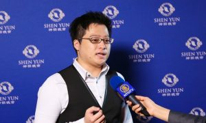 Shen Yun Is 'A Performance the World Needs,' Says Lions Club President