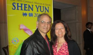 It's Not Work for Shen Yun Performers, It's Love