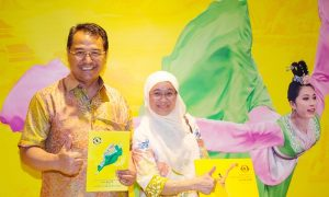 Indonesian Congressman Travels to Taiwan Just to See Shen Yun
