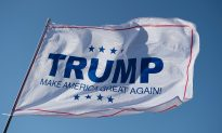 Man Defies Risk of $2,000 Fine and Jail Time to Fly Trump Flag