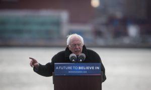 Bernie Sanders Wins Wyoming Caucuses