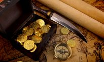 How Stolen Treasure Kick-Started the Bank of England