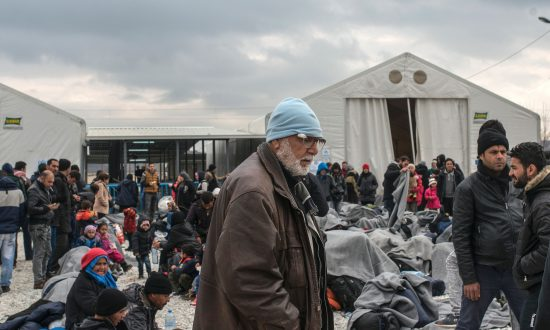 Migrants Stuck in Limbo in Serbia After Balkan Route Closure