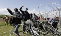 Hundreds Hurt as Migrants Confront Macedonian Border Police