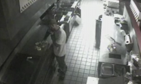 Man Breaks Into Five Guys, Makes Himself a Burger