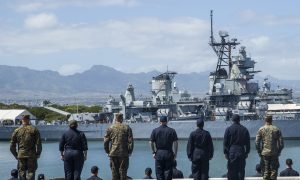 Navy Officer Who Allegedly Spied for China Had Nuclear Training