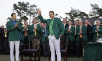 The Masters Gets Hilariously Live-Tweeted By Champion's Brother