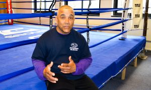 Boxing Coach Teaches Respect to Middletown Boys