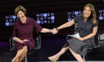 Laura Bush Stops Short of Endorsing Hillary Clinton