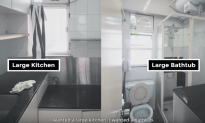 Tiny Home Is Totally Transformed With Technology